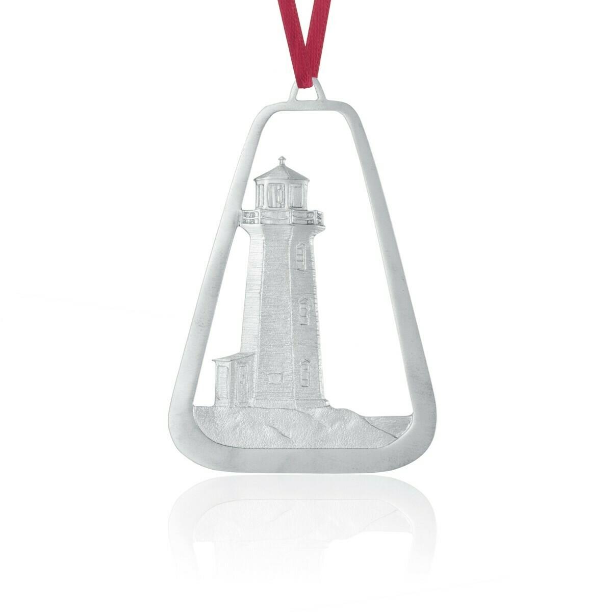 Amos Peggy's Cove Ornament