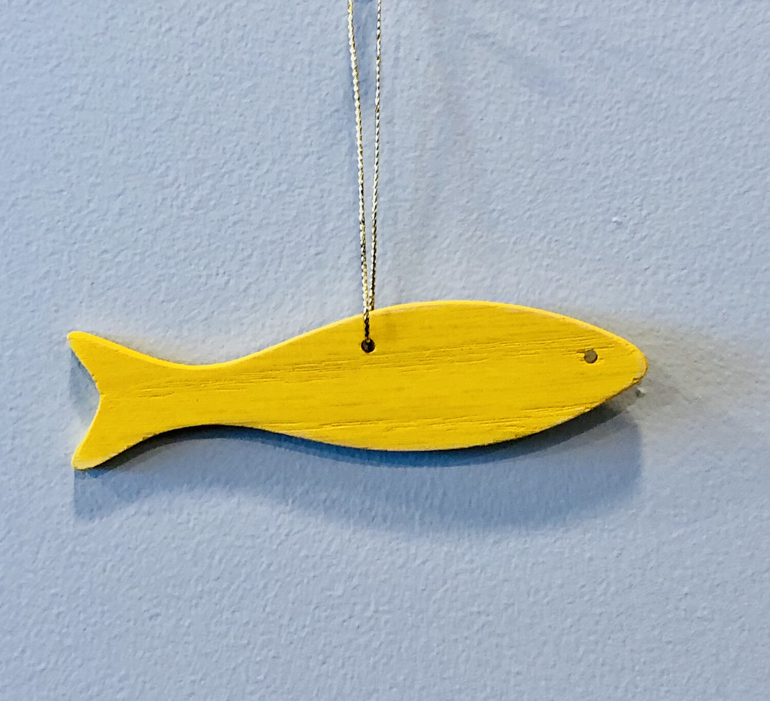 Jerry Walsh Ornament Fish
