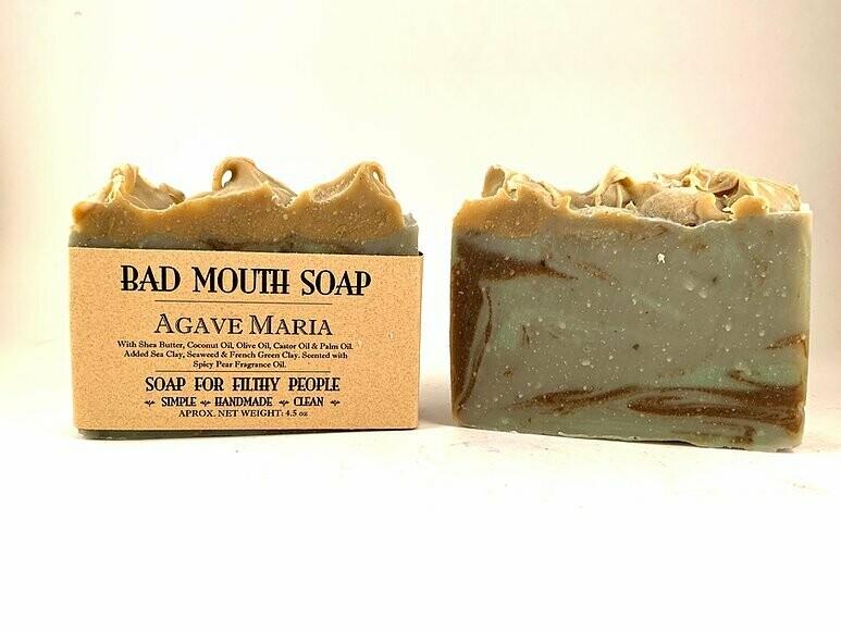 Agave Maria - Bad Mouth Soap