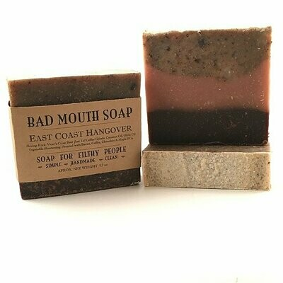 East Coast Hangover - Bad Mouth Soap