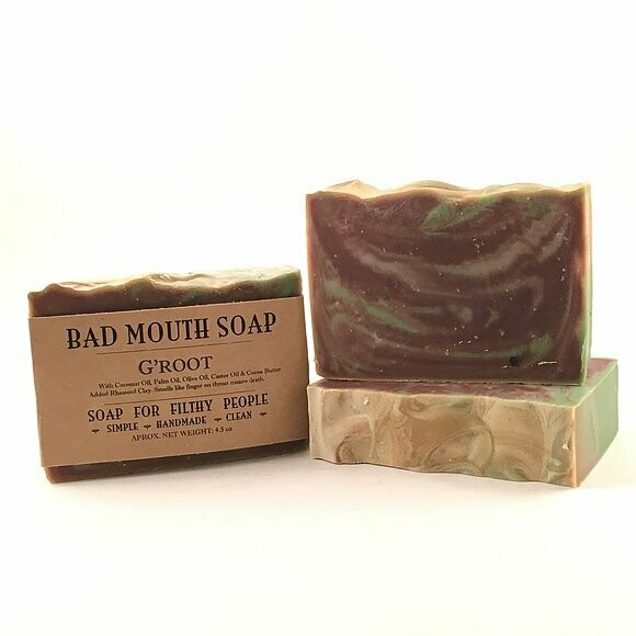 G'root - Bad Mouth Soap