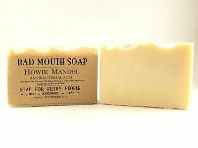 Howie Mandel - Bad Mouth Soap
