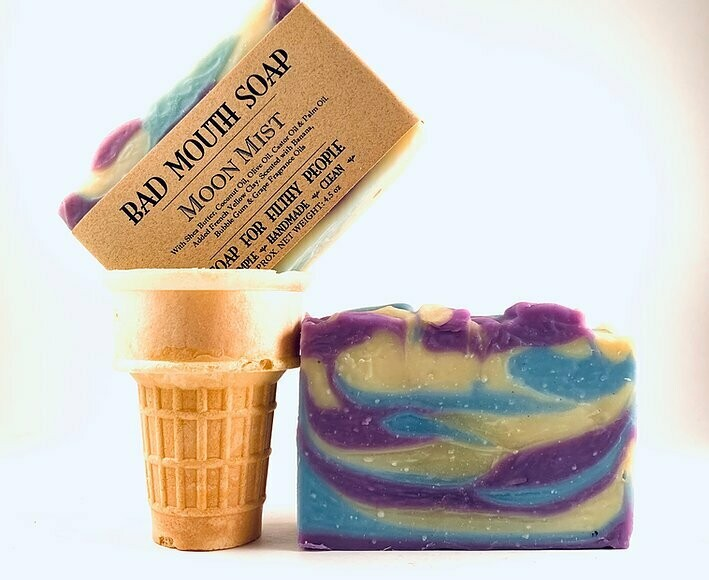 Moon Mist - Bad Mouth Soap