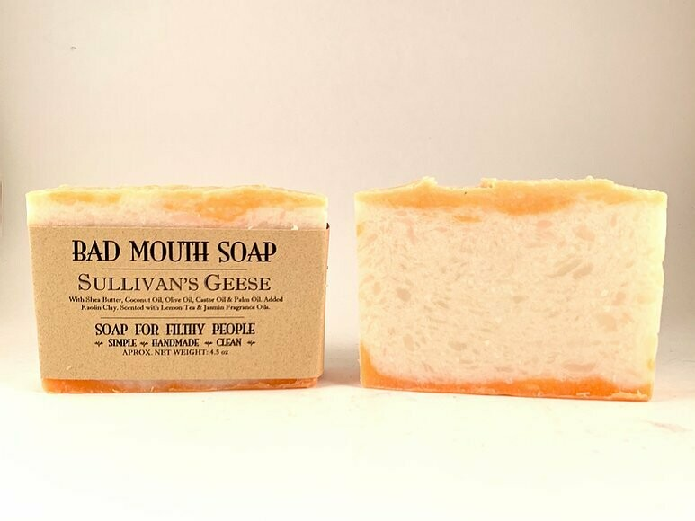Sullivan's Geese - Bad Mouth Soap