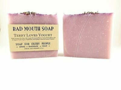 Terry Loves Yogurt - Bad Mouth Soap