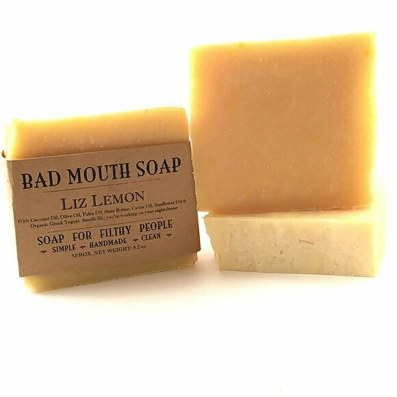Liz Lemon - Bad Mouth Soap