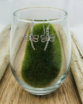 Dragonfly Earrings - Shy Giraffe