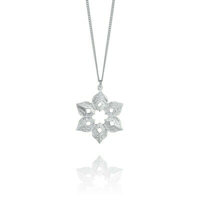 Amos Winter Blossom Necklace