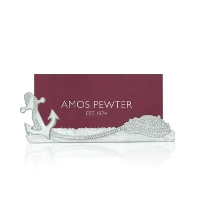 Amos Anchor Business Card Holder