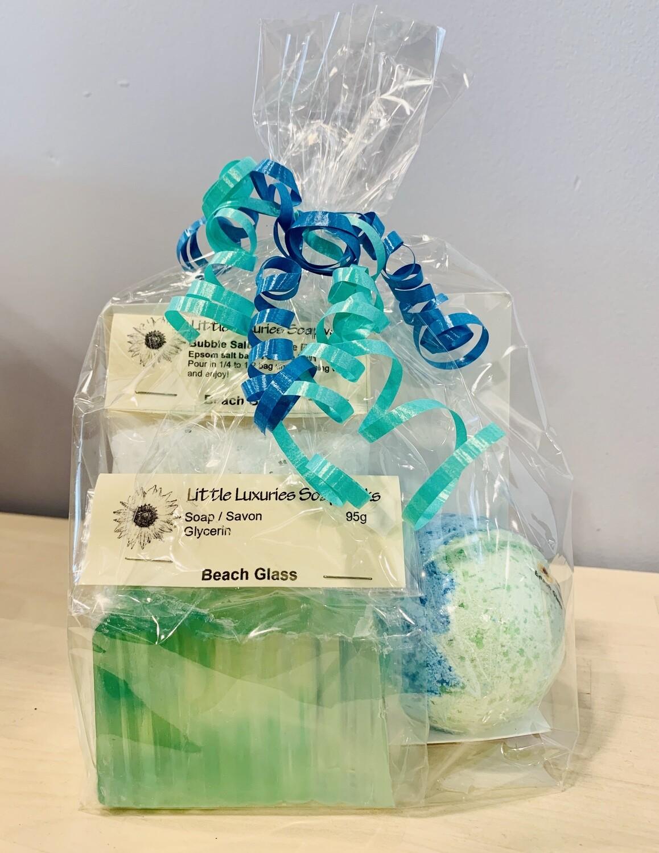 LL Gift Bag Beach Glass