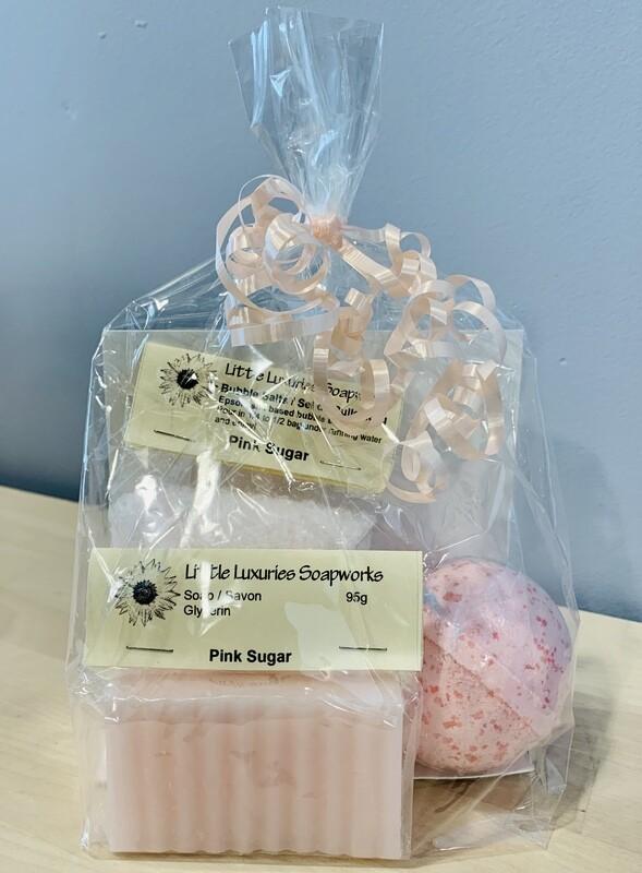 Pink Sugar Gift Bag