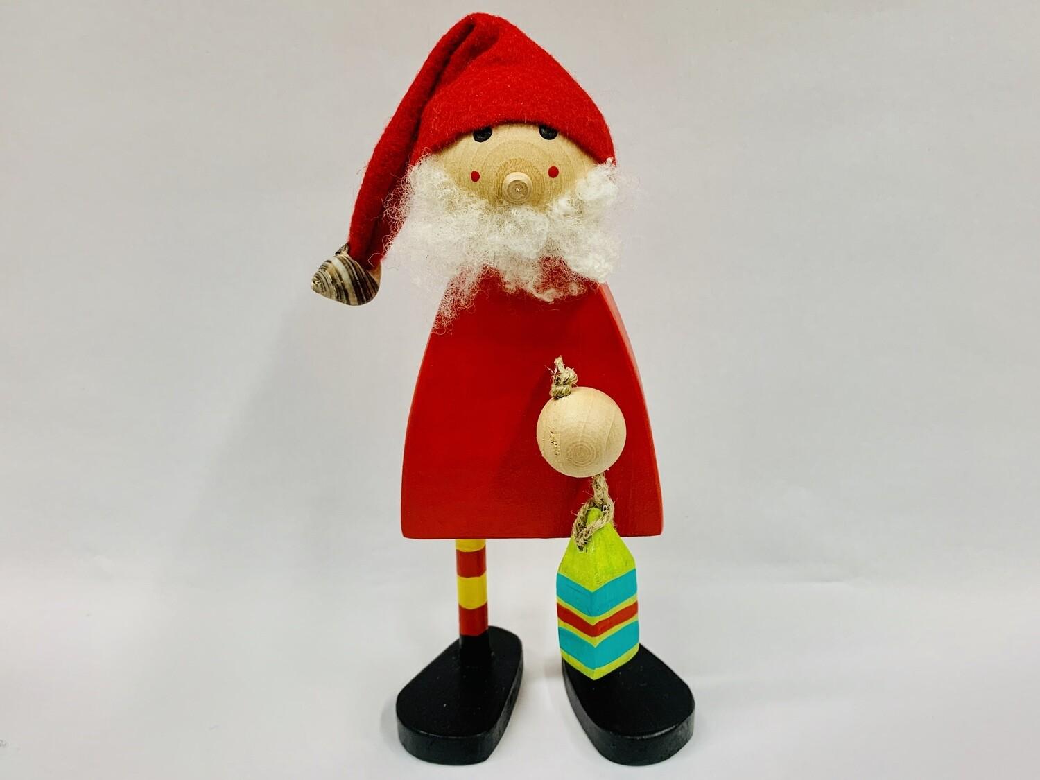 Timberdoodle Felted Hat Santa- Buoy