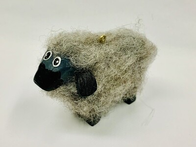 Timberdoodle Ornament- Wooly Sheep