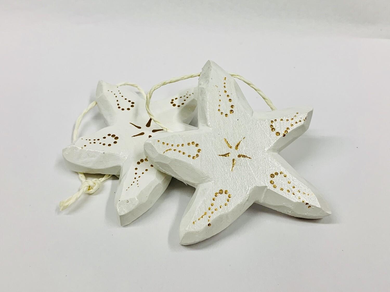 White Sea Star Timberdoodle
