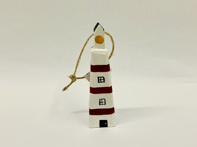 Timberdoodle Ornament- Lighthouse