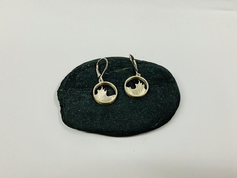 Maple Leaf Earring #26 - Allyson Simmie