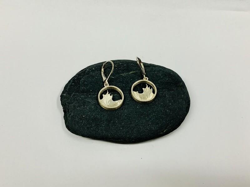 Maple Leaf Earring - Allyson Simmie