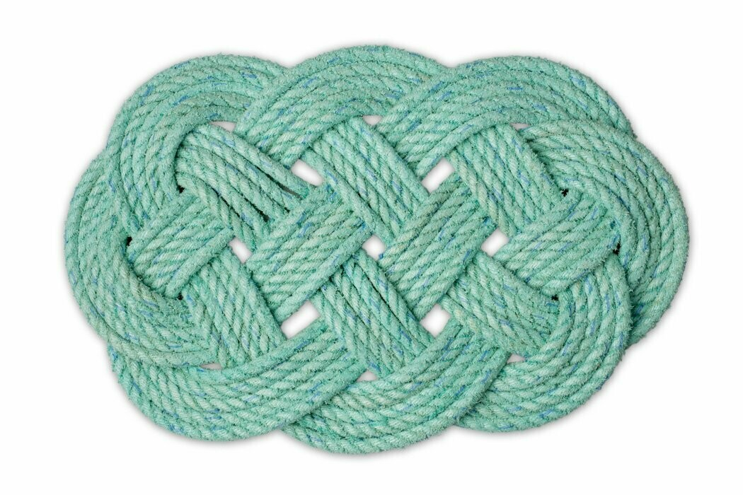 Ocean Plait Mat - All for Knot