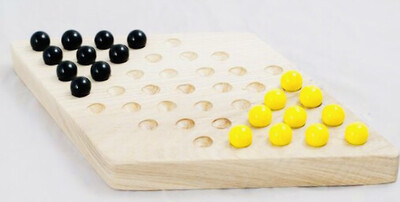 Chinese Checkers for2