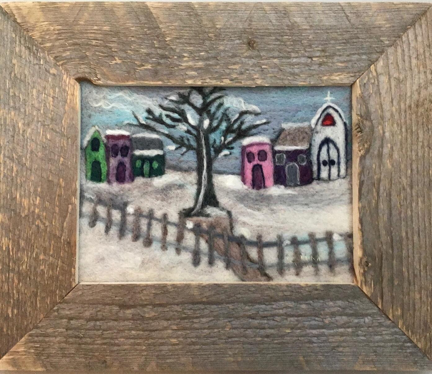First Snow - Rose Marie MacDonald