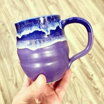 Seastar Purple Mug