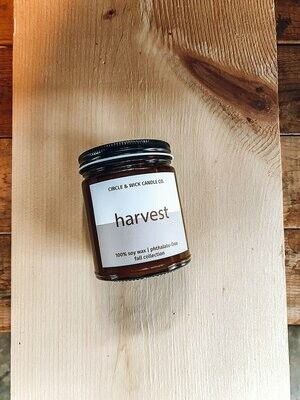 Circle & Wick Harvest Candle