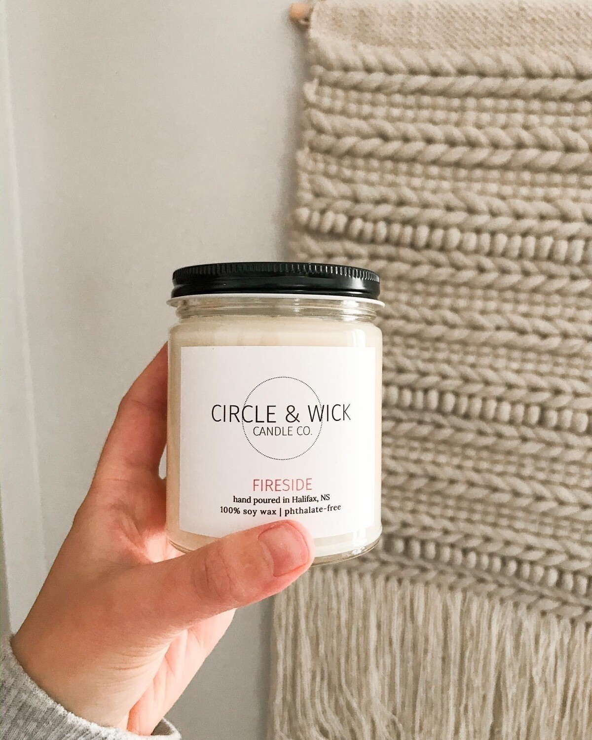 Circle & Wick Fireside Candle