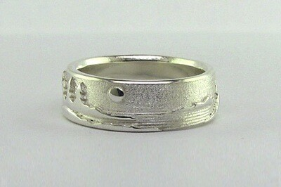 Canadian Landscape Ring - Allyson Simmie