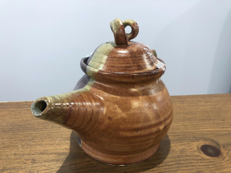 Brown Teapot - Alicia Kate