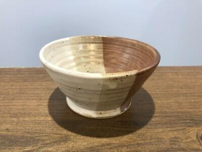 Brown & White Small Bowl - Alicia Kate