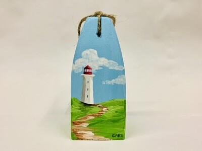 Lighthouse Path Buoy - Care Garrison