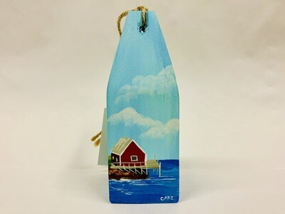 Red House Buoy - Care Garrison