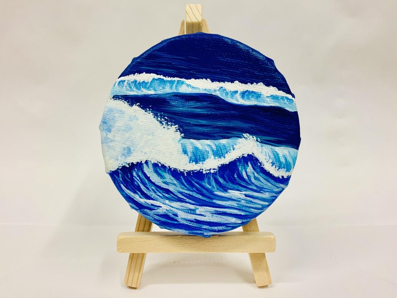 Round Waves 4 - Care Garrison