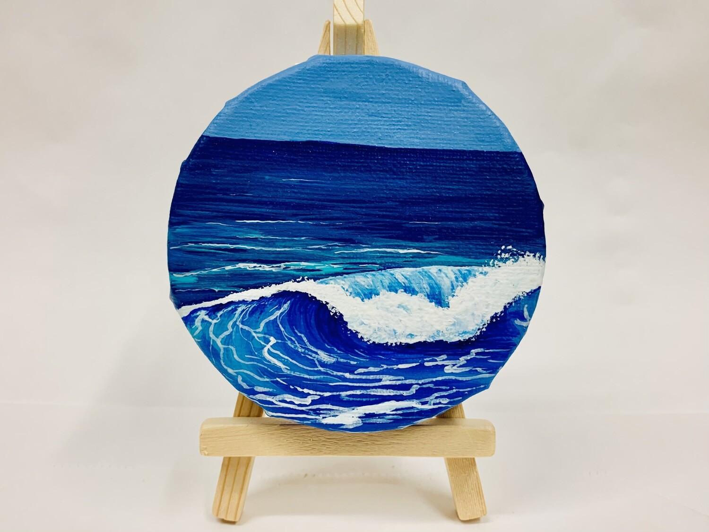 Round Waves 2 - Care Garrison