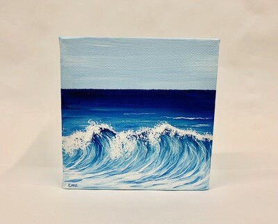 Waves 4x4 - Care Garrison