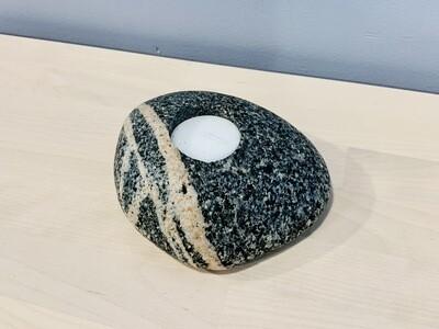Stone Single Tea Light - Cornerstone