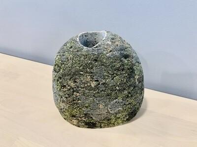 Stone Lichen 1 1/2 Large Vase - Cornerstone