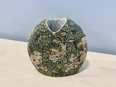 Stone Lichen 1 1/2 Small Vase - Cornerstone