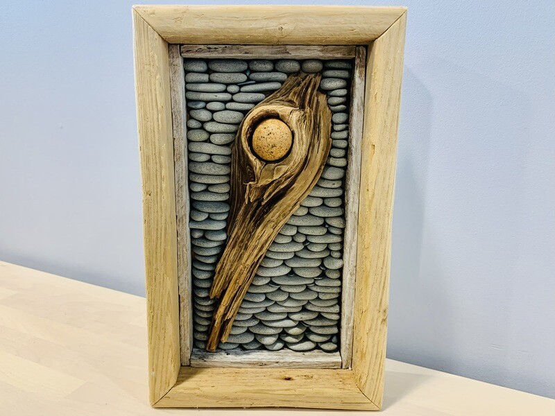 Stonescape Art, Driftwood Nest - Cornerstone