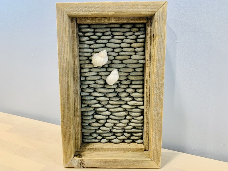 Stonescape Art, Shells - Cornerstone