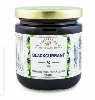 Blackcurrant 250ml, PEI