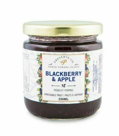 Blackberry & Apple 250ml, PEI