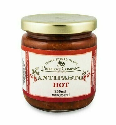 Antipasto Hot 250ml, PEI