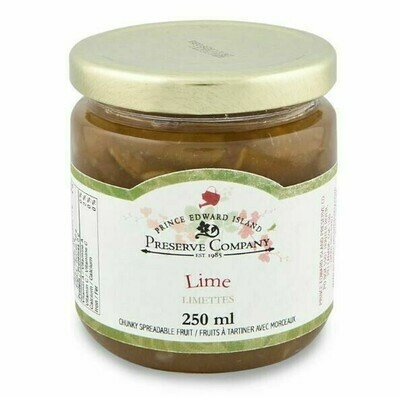 Lime Marmalade 250ml, PEI