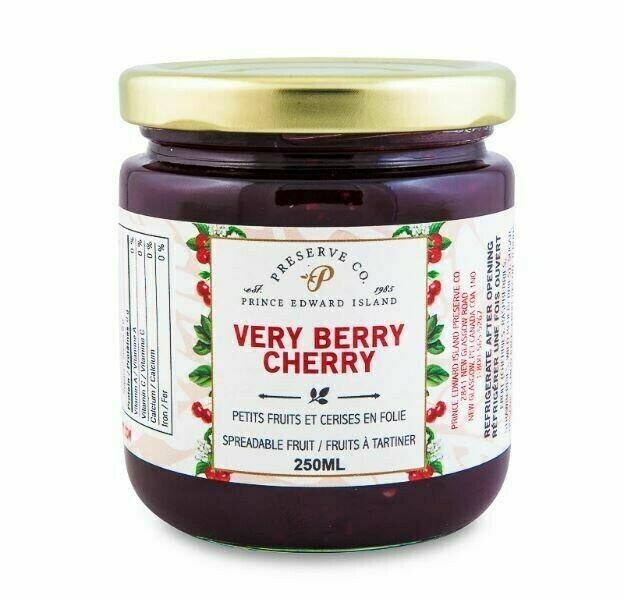 Very Berry Cherry 250ml, PEI