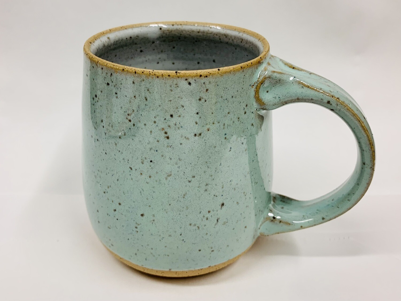Toni Losey Mug- Blue Outside White Inside