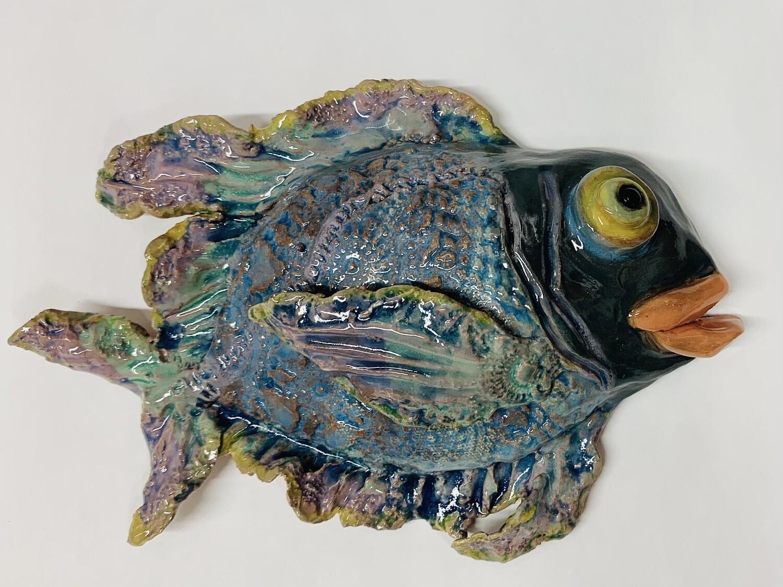 Atlantic Moonfish - Mary Jane Lundy
