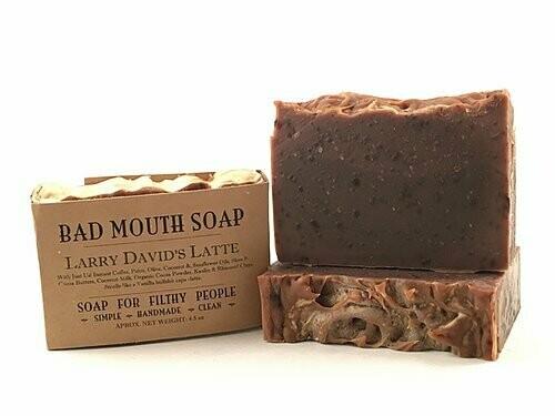 Larry David's Latte - Bad Mouth Soap