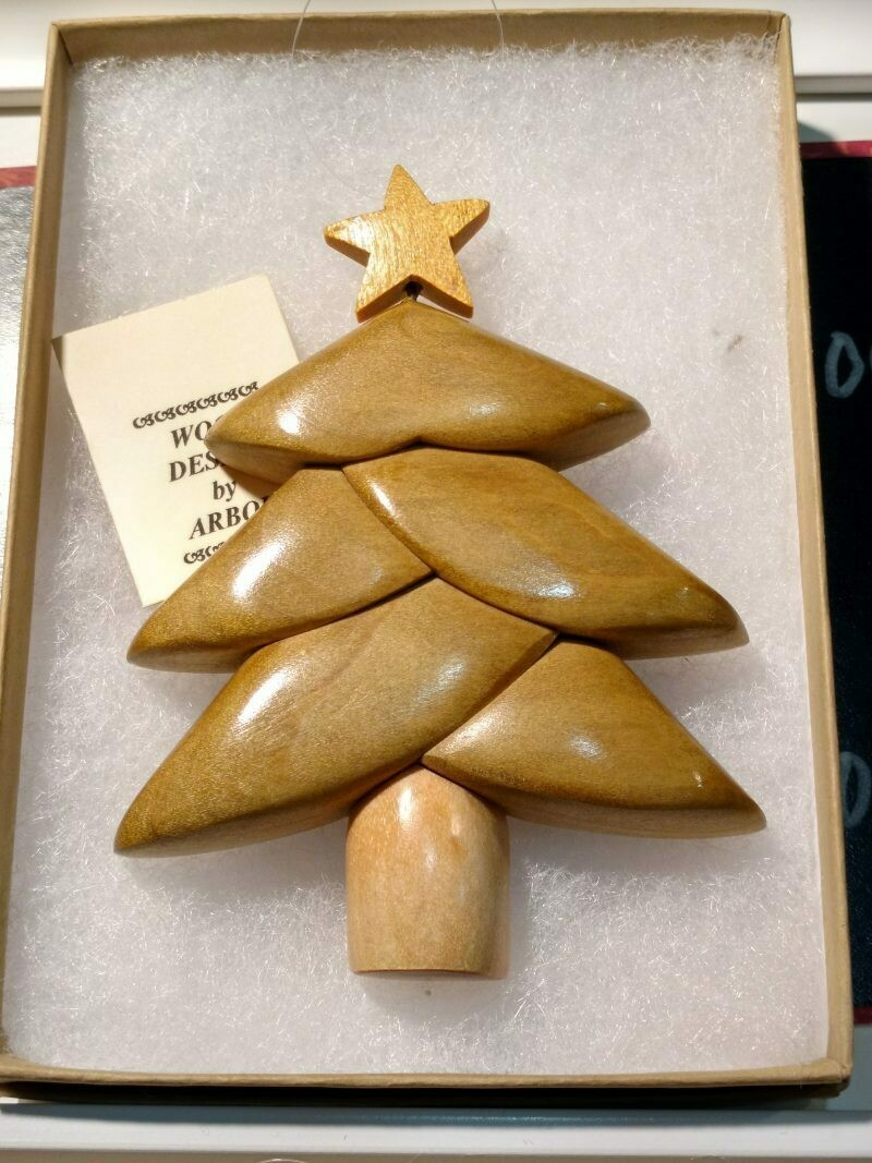 Arbour Xmas Tree Ornament