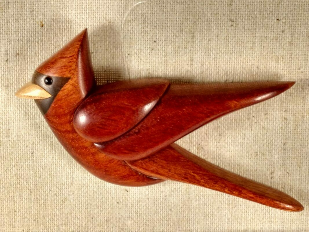 Arbour Cardinal Ornament